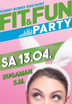 Funny Bunny Egg Hunt ::: 13.04.2019